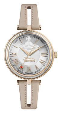 Vivienne Westwood Rose Gold Farringdon Watch  - Click to view larger image