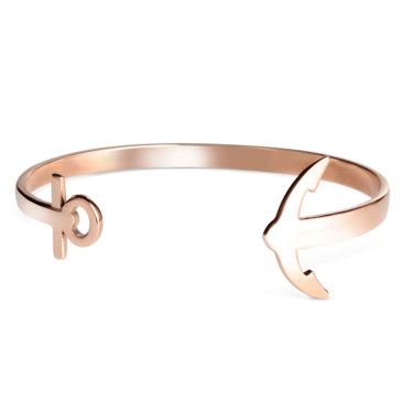 Paul Hewitt Rose Gold Ancuff Bracelet   - Click to view larger image