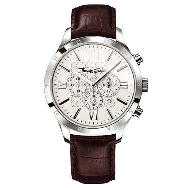 Thomas Sabo Mens Brown Rebel Urban Watch