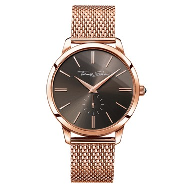 Thomas Sabo Mens Rose Gold Rebel Spirit Watch