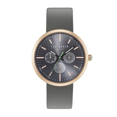 Ted Baker Mens Grey Jack Watch