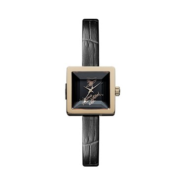 Vivienne Westwood Baby Cube Black Ladies Watch