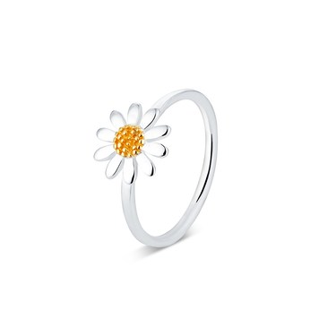 Argento Daisy Ring  - Click to view larger image