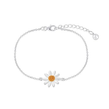 Argento Daisy Bracelet  - Click to view larger image