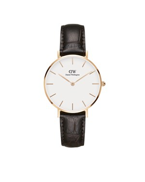 Daniel Wellington Classic Petite York Rose Gold Watch  - Click to view larger image
