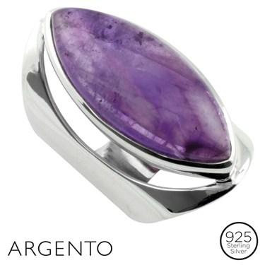 Argento Amethyst Ring