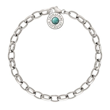 Thomas Sabo Charm Club Summer Bracelet   - Click to view larger image