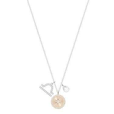 may daisy birthstone pendant necklace bliss living