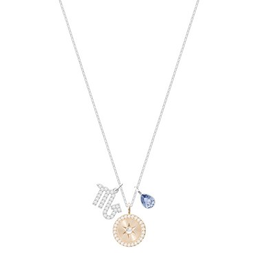 Swarovski Scorpio Birthstone Pendant  - Click to view larger image