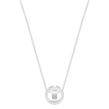 Swarovski Hollow Small Crystal Pendant  - Click to view larger image