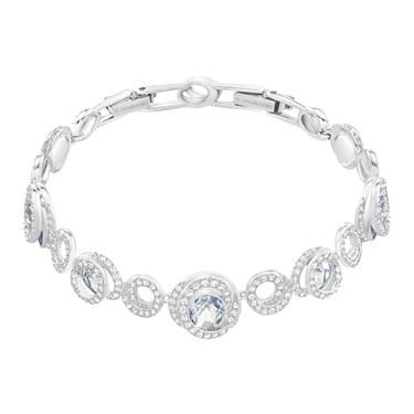 Swarovski Silver Generation Bracelet Argento Com