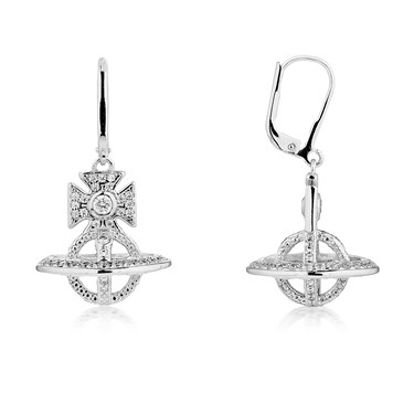 Vivienne Westwood Isabella Orb Earrings  - Click to view larger image