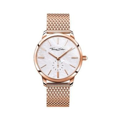 Thomas Sabo Mother of Pearl & Rose Gold Watch  - Click to view larger image