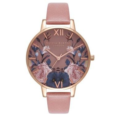 Olivia Burton Enchanted Garden Rose Watch  - Click to view larger image