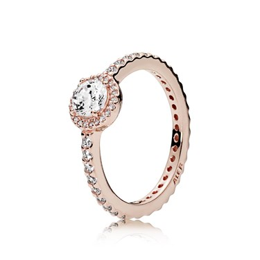 PANDORA Rose Classic Elegance Ring  - Click to view larger image