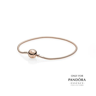PANDORA ESSENCE Rose Bracelet  - Click to view larger image