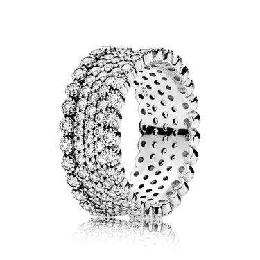 Pandora Lavish Sparkle Ring  - Click to view larger image