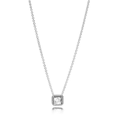Pandora Timeless Elegance Necklace  - Click to view larger image