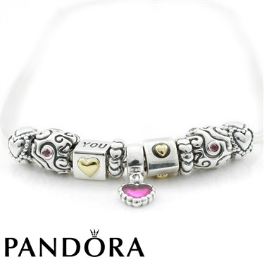Pandora Love You Necklace