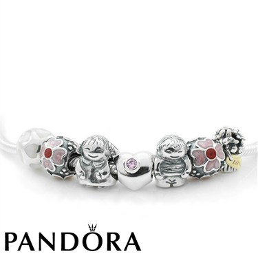 Pandora Special Mum Necklace