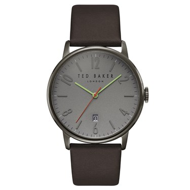 Ted Baker Daniel Grey Dial Mens Watch  - Click to view larger image