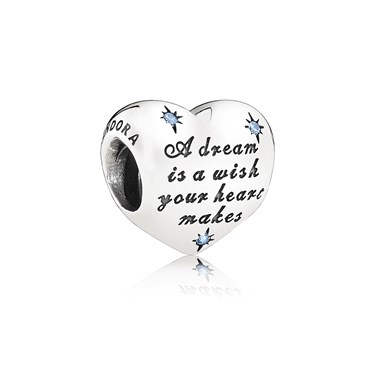 Pandora Disney Cinderella's Dream Charm  - Click to view larger image