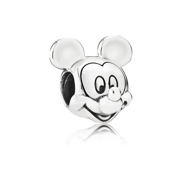 Pandora Disney Mickey Portrait Charm  - Click to view larger image