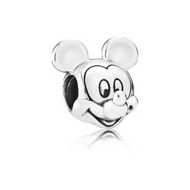 PANDORA Disney Mickey Portrait Charm  - Click to view larger image