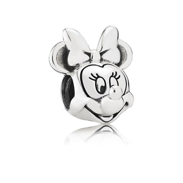 Pandora Disney Minnie Portrait Charm  - Click to view larger image