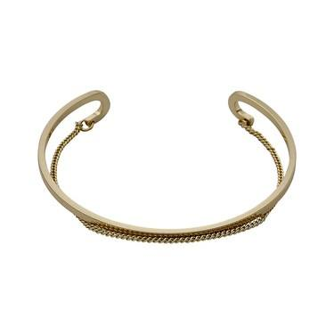 Pilgrim Tara Gold Plated Bracelet  - Click to view larger image