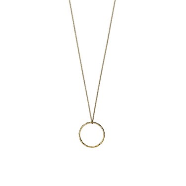 Pilgrim Luan Gold Plated Necklace  - Click to view larger image