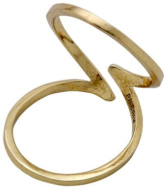 Pilgrim Tara Gold Plated Ring  - Click to view larger image
