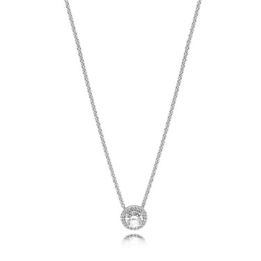 PANDORA Classic Elegance Necklace  - Click to view larger image