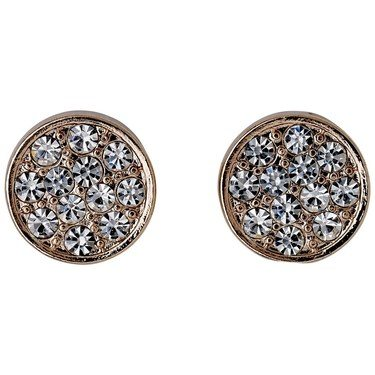 Pilgrim Classic Rose Gold Grace Earrings  - Click to view larger image