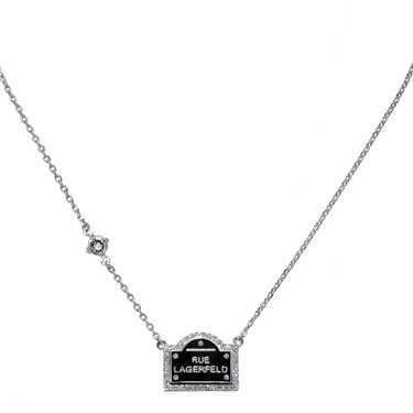 Karl Lagerfeld Rue Lagerfeld Necklace  - Click to view larger image