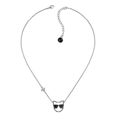 Karl Lagerfeld Sunglasses Choupette Necklace  - Click to view larger image