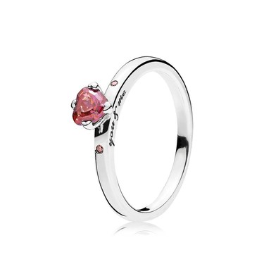 Pandora You and Me Ring  - Click to view larger image