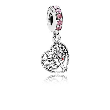 Pandora Tree of Love Pendant Charm  - Click to view larger image