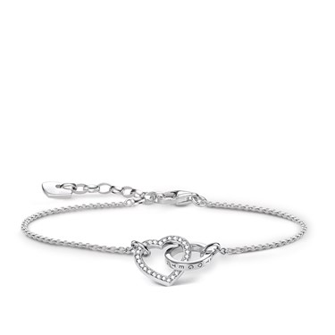 Thomas Sabo Together Interlinking Bracelet  - Click to view larger image