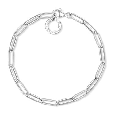 Thomas Sabo Silver Chain Bracelet  - Click to view larger image