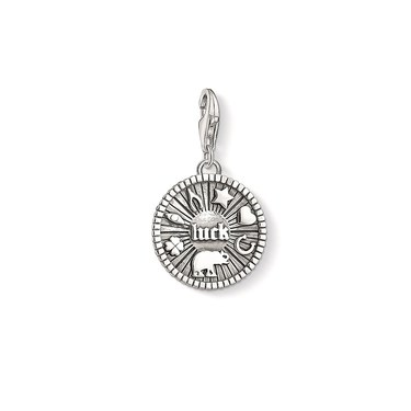 Thomas Sabo Lucky Penny Charm  - Click to view larger image