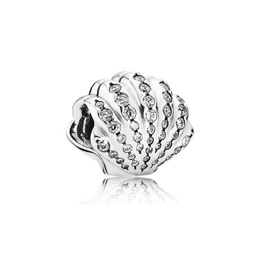 Pandora Disney Ariel's Shell Charm  - Click to view larger image