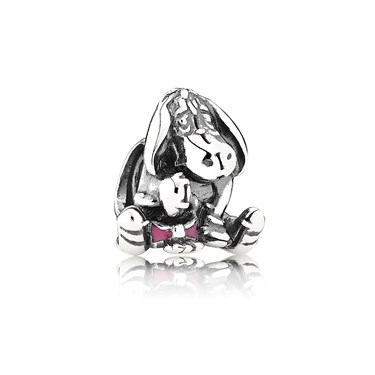 Pandora Disney Eeyore Charm  - Click to view larger image