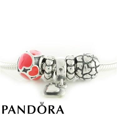 Pandora Lotsa Love Necklace