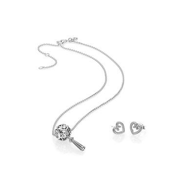 Pandora Enchanted Nature Jewellery Set  - Click to view larger image