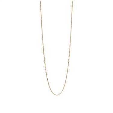 Pandora 14 Carat Gold Chain Necklace