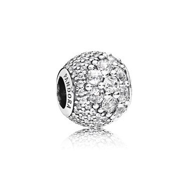 Pandora Enchanted Pavé Charm  - Click to view larger image