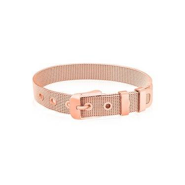 Karma Rose Gold Charm Band  - Click to view larger image