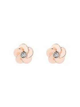 69ba67740480 Ted Baker Pelipa Polished Flower Stud Earring - Agrandar imagen