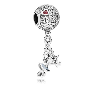Pandora Disney Minnie Pendant Charm  - Click to view larger image